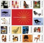 Commemorative Eames Stamp, 2008