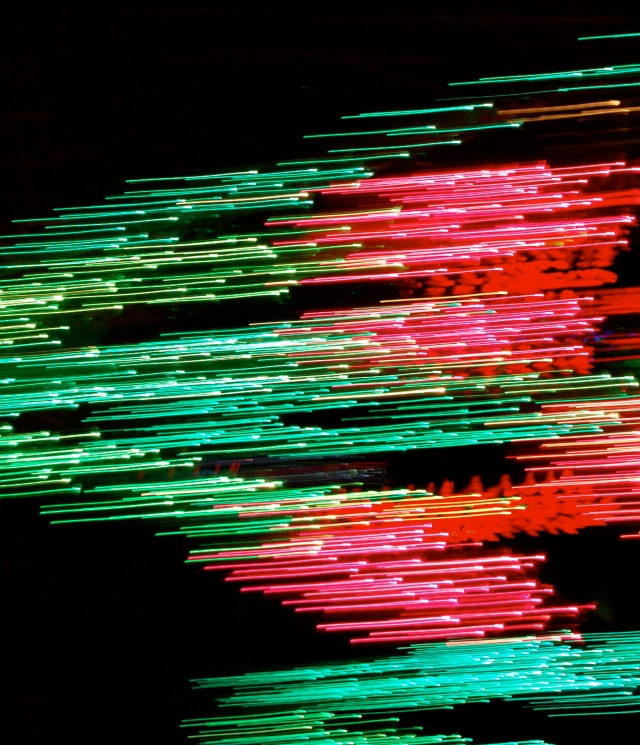 Holiday Lights II, December, 2011; © Sally W. Donatello and Lens and Pens by Sally, 2011