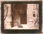 The Open Door. 1844, William Henry Fox Talbot