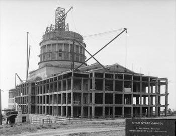 Capitol Building Materials Utah