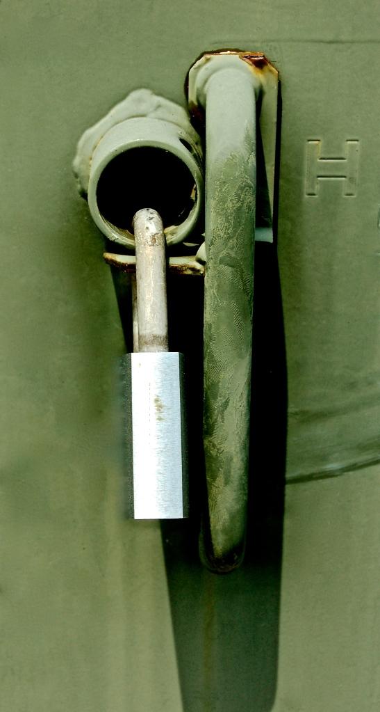 3. Handle, Nikon DSLR, August 2012;