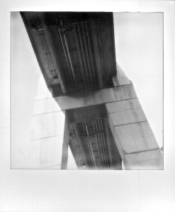 3. Overpass, Polaroid, November 2012;