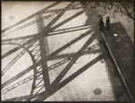 Viaduct ,125th Street, New York, Paul Strand, 1916