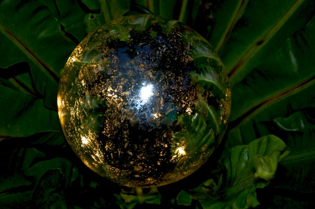 1.Sphere, Nikon DSLR, December 2012; © Sally W. Donatello and Lens and Pens by Sally, 2012