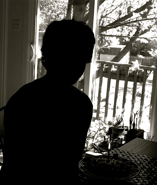 5. My Grandson, Nikon DSLR, April 2012; © Sally W. Donatello and Lens and Pens by Sally, 2012