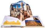 Gaudi Pop Ups by Courtney Watson Mc Carthey, image from Sunday New York Times, November 30, 2012