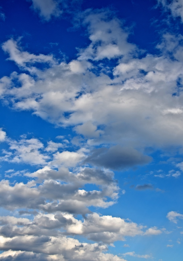 3. Cloudscapes, Nikon DSLR, March 2013; © Sally W. Donatello and Lens and Pens by Sally, 2013