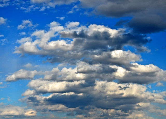 1. Cloudscapes, Nikon DSLR, March 2013; © Sally W. Donatello and Lens and Pens by Sally, 2013