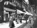 New York Bowery, Berenice Abbott, 1905, Google Images