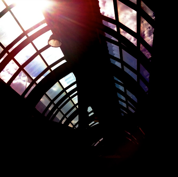 2. 30th Street Station, Philadelphia, iPhone 4s, August 2013; © Sally W. Donatello and Lens and Pens by Sally, 2013