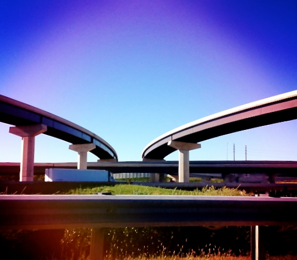 1. Traveling I-95 South, iPhone 4s, September 2013; © Sally W. Donatello and Lens and Pens by Sally, 2013