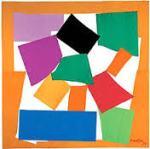"""The Snail,""  Henri Matisse, 1953, Google Images"