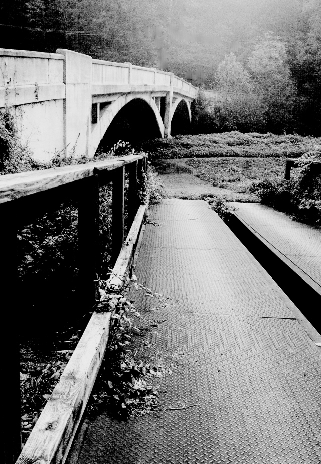 2. Embreeville Bridge, PA, October 2013; © Sally W. Donatello and Lens and Pens by Sally, 2013