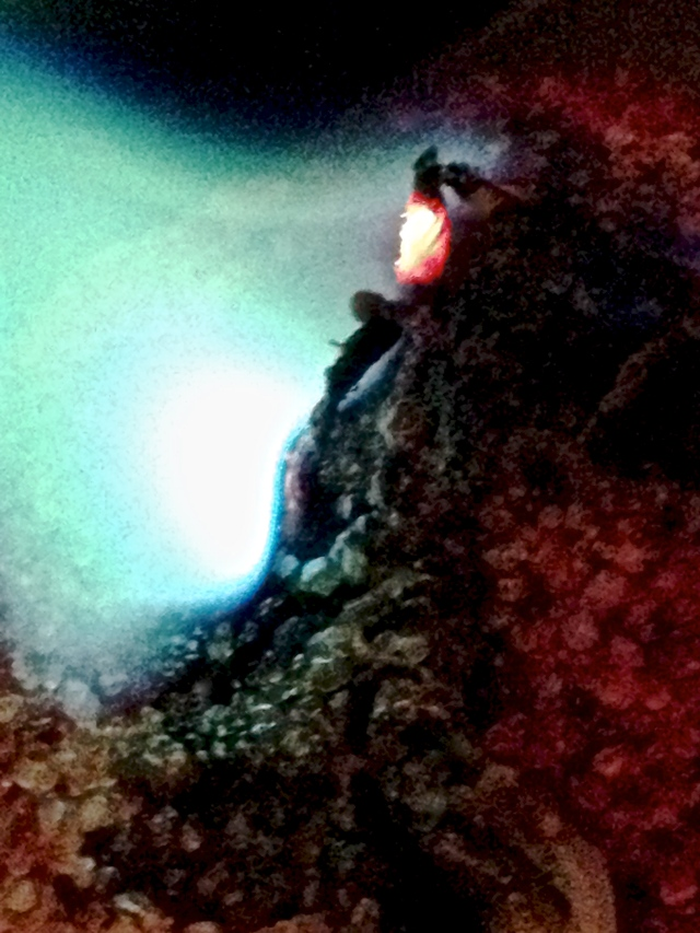 3. Firelight, iPhone 4s, December 2013; © Sally W. Donatello and Lens and Pens by Sally, 2013