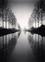 French Canal, Study 2, Loir-et-Cher, France, 1993, Michael Kenna