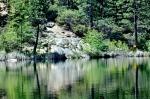 Hirschman's Pond, Nevada City, California, Nikon DSLR, April 2014;© Sally W. Donatello and Lens and Pens by Sally, 2014