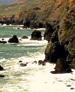 1. Marin Headlands, California; Copyright © 2014 Sally W. Donatello All Rights Reserved:Lens and Pens by Sally