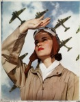"""Soldiers of the Sky,"" 1940, Nickolas Muray"