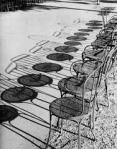 """""""Chairs,"""" Paris, 1931, André Kertész"""