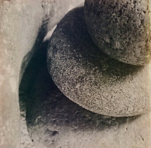3. Monochrome Series: Still Life in Stone; Copyright © 2015 Sally W. Donatello All Rights Reserved