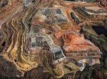 Chino Mine, Silver City, N.M., Edward Burtynsky:Howard Greenberg Gallery