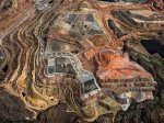 Chino Mine, Silver City, N.M., Edward Burtynsky:Howard Greenberg Gallery