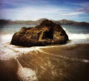 China Beach; Copyright © 2016 Sally W. Donatello All Rights Reserved