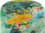 """View of Le Cannet,"" 1927, Pierre Bonnard"