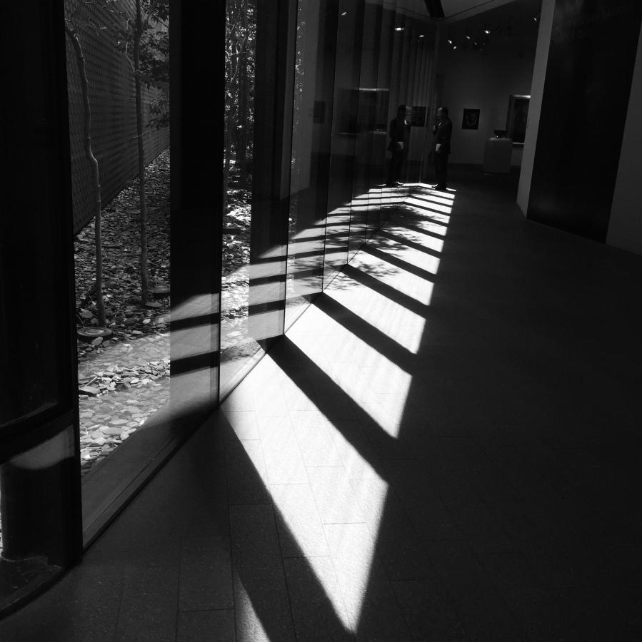 2. First Floor, de Young Museum, San Francisco, California; Copyright © 2016 Sally W. Donatello