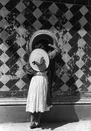 """The Daughter of the Dancers,"" 1933, by Manuel Alvarez Bravo, Throckmorton Fine Art Gallery"